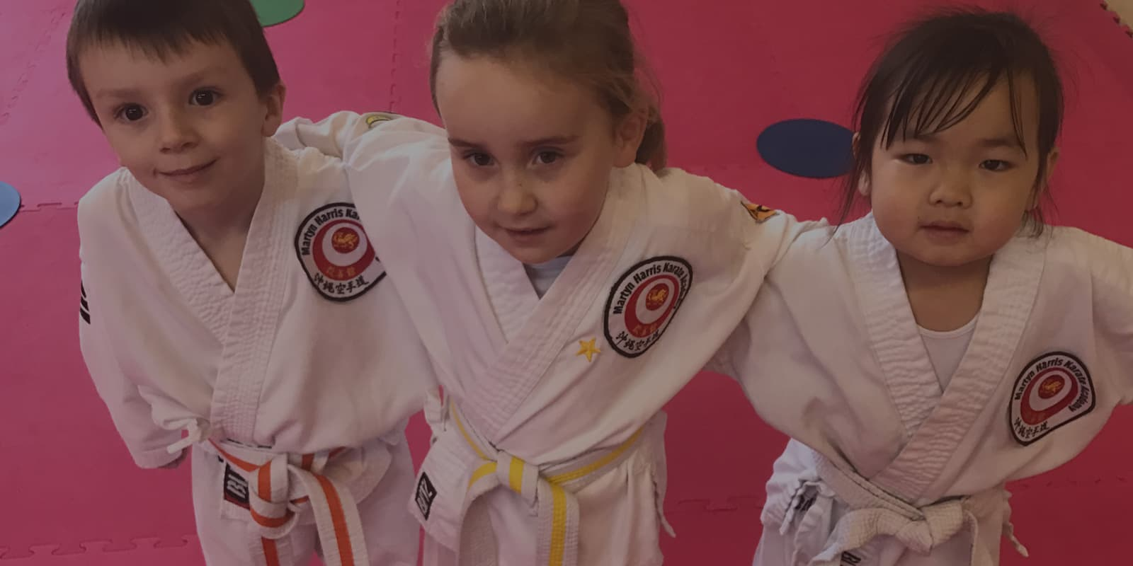 Tots Karate Classes Age 3-4 years